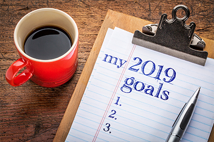 January 2019 Resolutions